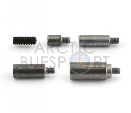 Black Eagle Point Weight Adjustable Screw-In