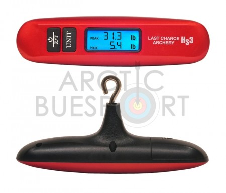 Last Chance Archery Bow Weight Scale HS3