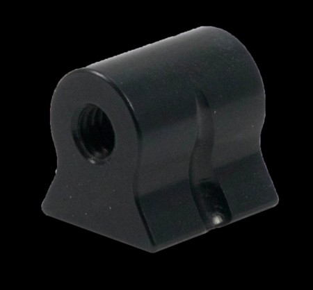 Removable Block Recurve Achieve Threaded 8-32 Black