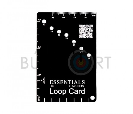 Essentials Archery Loop Card