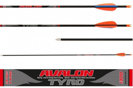 Avalon Tyro carbon 6 stk